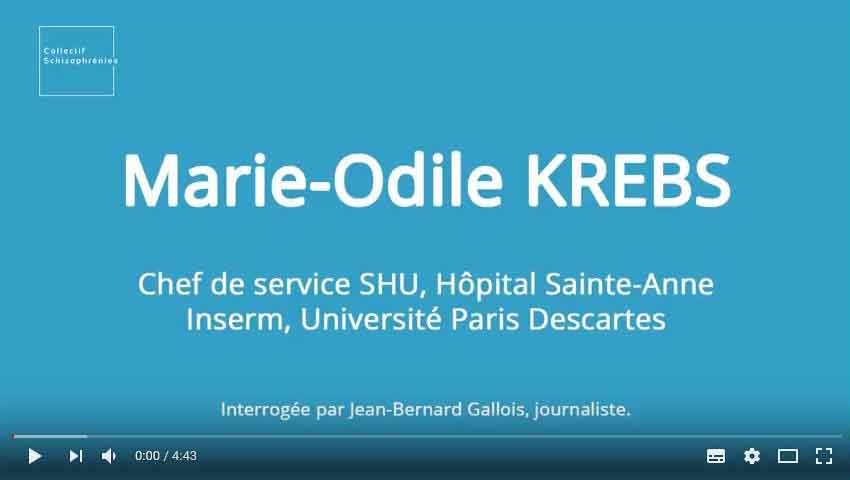 Video Marie Odile Krebs total