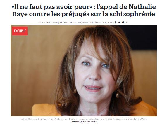 Capture Nathalie Baye